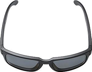 Oakley Holbrook Sunglasses Steel / Polarized Grey