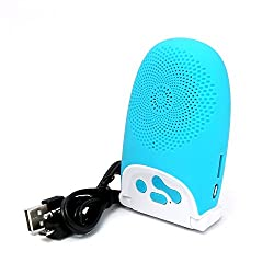 BMS ThinkBox 001 Wireless Mobile/Tablet Portable Speaker (Blue)