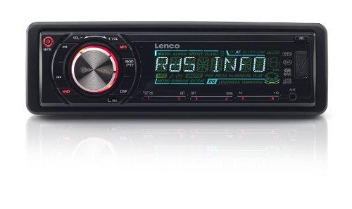 Lenco CS-450 CD Auto-Radio (AM/FM, CD-Spieler,