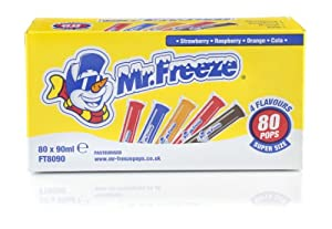 Mr Freeze Super 80 x 90 ml