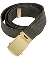4170 Military Web Belt/ Color/ Uniform Belt