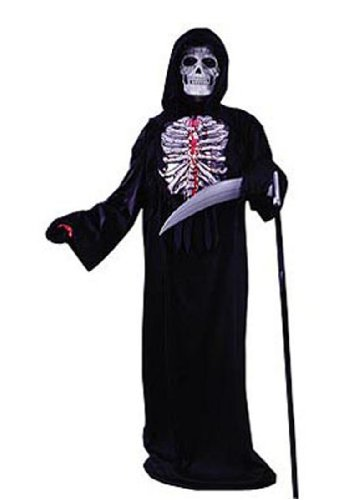 Child Bleeding Skeleton Costume