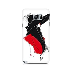 MOBICTURE Girl Abstract Premium Designer Mobile Back Case Cover For Samsung Note 5 back cover,Samsung Note 5 back cover 3d,Samsung Note 5 back cover printed,Samsung Note 5 back case,Samsung Note 5 back case cover,Samsung Note 5 cover,Samsung Note 5 covers and cases