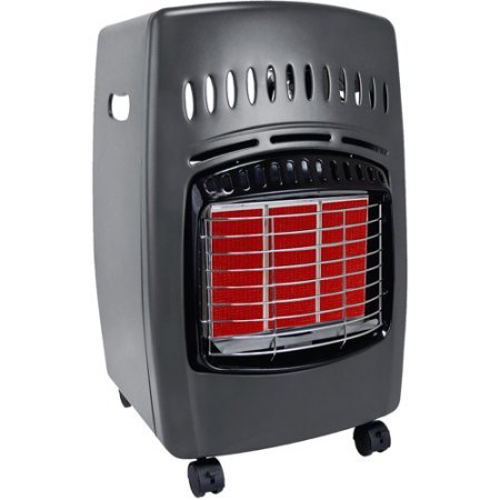 Comfort Glow 18000 BTU Portable Infrared Propane Heater with Built Wind Shield and Roller Wheels (Stonegate Infrared Space Heater compare prices)