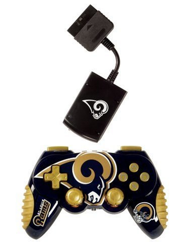 Officially Licensed NFL Wireless PS2 Controller