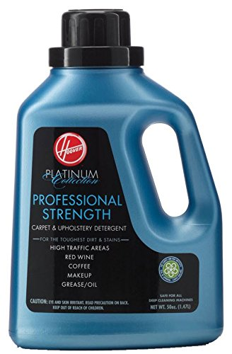Hoover Platinum Collection Professional Strength Carpet & Upholstery Detergent 50 oz, AH30030 (Upholstery Cleaner Hoover compare prices)