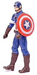 MERATOY.COM Battery Operated Avengers 2 Captain America