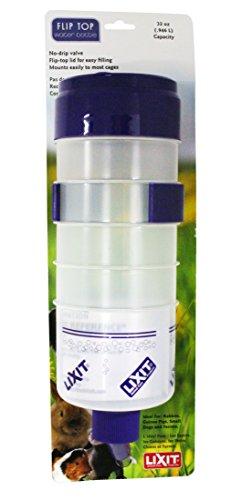 Artikelbild: Lixit 250-00351 Lixit 32 Unzen Flip Top Trinkflasche QLFT-32