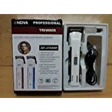Nova Rechargeable Trimmer & Shaver For Men Hair Trimmer Beard Trimmer Moustache Trimmer-3728AB