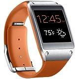 "Samsung Galaxy Gear - Smartwatch Android (pantalla 1.63"", 4 GB, 800 MHz, 512 MB RAM), naranja"