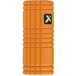 Trigger Point Foamroller The Grid, orange, 33x14 cm, TF00138