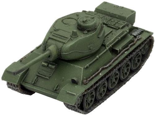 Flames of War - Mid-War Monsters: T-43 Medium Tank (x5)