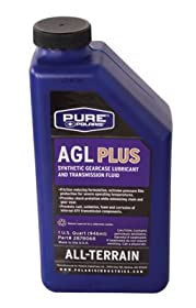 Polaris Premium Synthetic AGL Plus Gear Lube 32 oz.