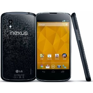 Google Nexus 4 Phone 8GB - Unlocked