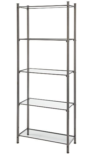 raw steel boutique etagere pesiloda. Black Bedroom Furniture Sets. Home Design Ideas