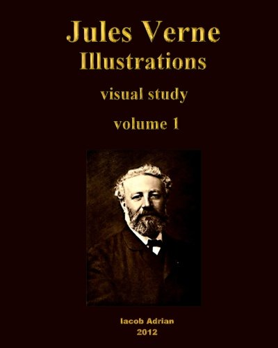 Jules Verne Illustrations Visual Study