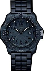 Luminox Black Out Navy Seal Colormark Watch