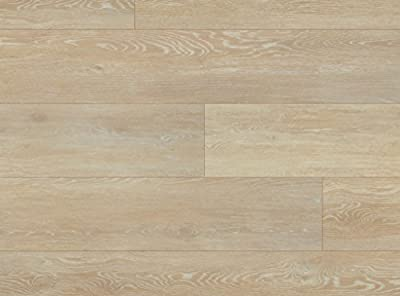 "COREtec Plus Ivory Coast Oak Engineered Vinyl Plank 8mm x 7"" 50LVP705 SAMPLE"