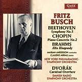 Fritz Busch - Beethoven Chopin Brahms-1950