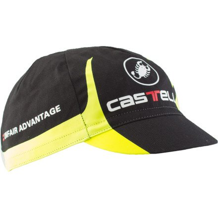 Image of Castelli Free Cycling Cap (B007C29IFW)