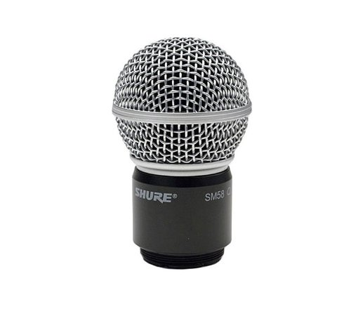 Brand New Shure | Professional Quality And Shure Sound, Legend Among The Vocal Microphone, Wireless Sm58 Cartridge, Rpw112 With Housing Assembly And Matte Grille