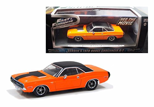 greenlight-1-43-fast-furious-dardens-1970-dodge-challenger-r-t-diecast-car
