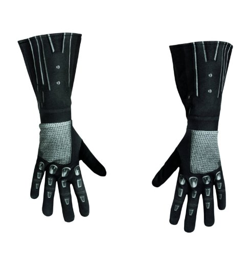 G.i. Joe Retaliation Snake Eyes Child Deluxe Gloves - 1