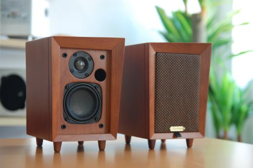 Irregula Speaker Online Reviews Introducing The Retro Styled Compact Bookshelf