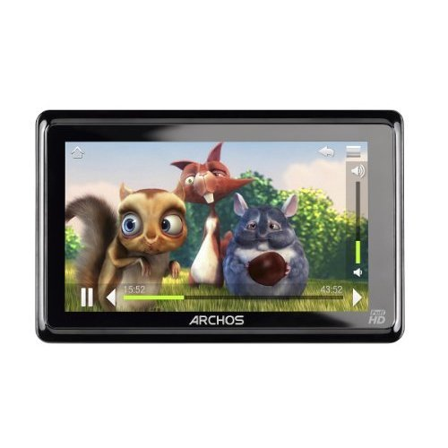 Archos 501608 3.5 Vision 8 GB Mobile Media Device and MP3 Player