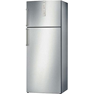 Bosch KDN46AI50I Frost-free Double-door Refrigerator (401 Ltrs, 3 Star Rating, Stainless Steel)