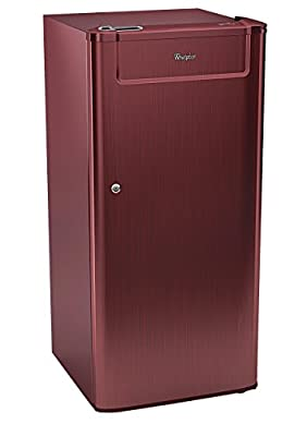 Whirlpool 205 Genius Cls Plus 4S Direct-cool Single-door Refrigerator (190 Ltrs, Wine Titanium)