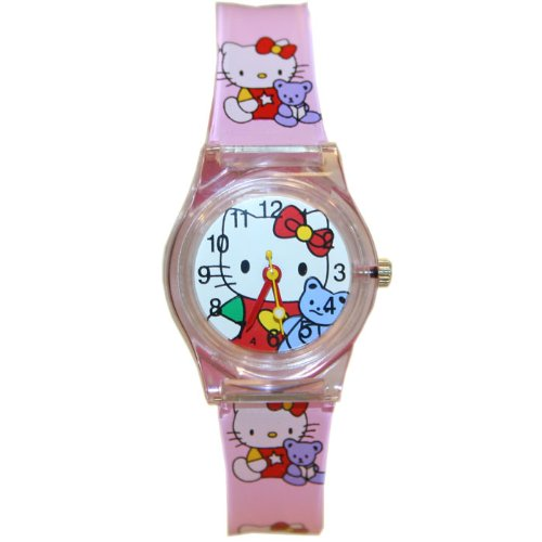 Hello Kitty Pink Watch S