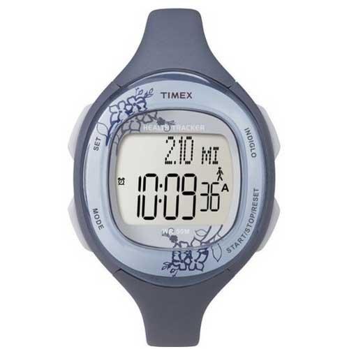 Timex T5K484 Mid-Size Health Tracker Montre