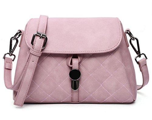 GQQ NUOVE borse a tracolla borse moda PU per Shopping Party e borsa lavoro GQ @ , pink