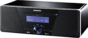 Sangean WR-3 AM/FM Digital Table Top Radio
