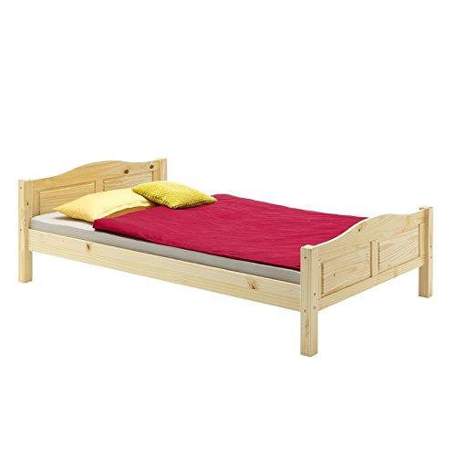 Bett-Landhausbett-Kieferbett-Einzelbett-Jugendbett-HENRIK-140x200-natur