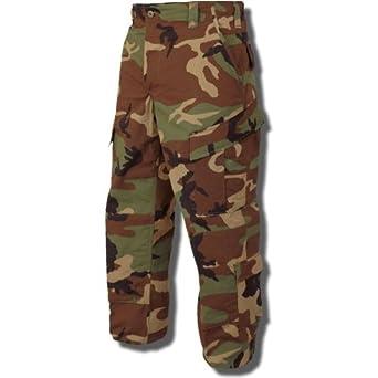 Tru-Spec Tactical Response Uniform Pant Nylon/Cotton Rip-Stop in Multicam - X-Small Short