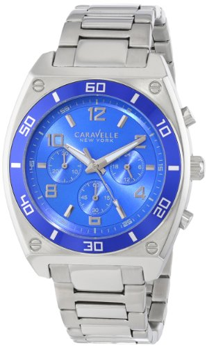 Caravelle New York 45A109 - Reloj para hombres