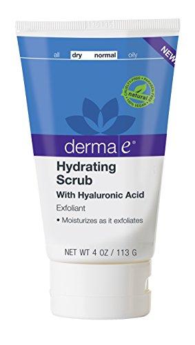 Derma E Hydrating Scrub, 4 Ounce