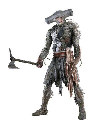 Buy Low Price NECApotcc Maccus 8 inch Action Figure from Pirates of the Caribbean 2 Dead Man's Chest (B000J55TGG)