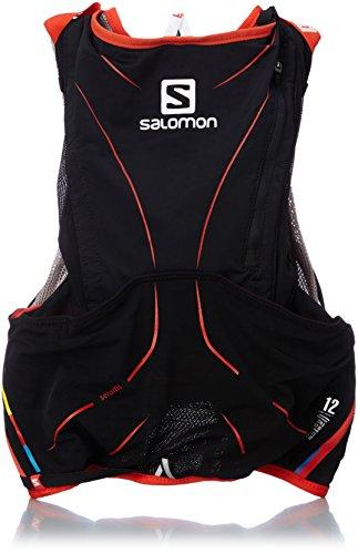salomon-l37161600-s-lab-veste-dhydratation-noir-rouge-taille-xl