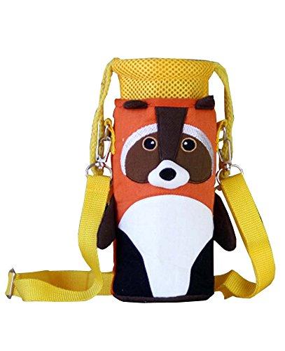 Isolé bébé / enfants Bouteille Tote Bag Portable Fashion Biberon Sac Renard