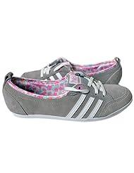 Adidas Ballerinas Grau