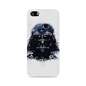 Ebby Illustrated Darth Vader Premium Printed Case For Apple iPhone 4/4s