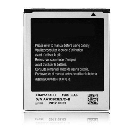 Samsung Galaxy Exhibit T599, Galaxy s 3 Mini I8190, Duos S7562, ACE II GT-I860, ACE II X S7560M Standard Battery ( EB425161LU ) (Samsung Galaxy Iii Mini Battery compare prices)