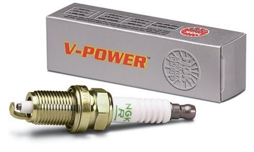 NGK (3459) ZFR5N V-Power Spark Plug, Pack of 1 4 hole 26cc engine walbro 668 with ngk spark plug for 1 5 rovan baja 5b 5t