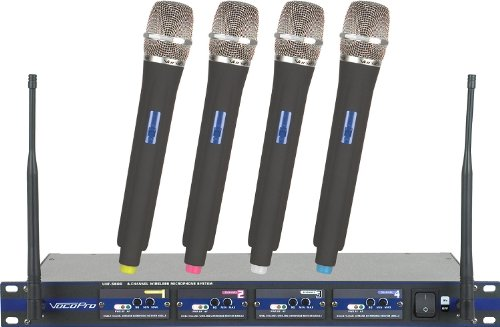 Vocopro UHF-5800-3 Wireless Microphone