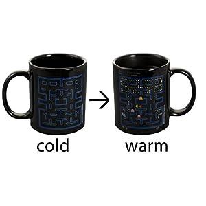 Pac-Man Paladone Heat Change Mug