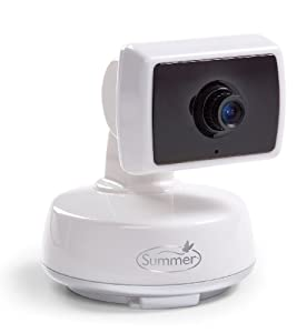 Summer%20Infant Summer Infant Baby Touch Digital Video Monitor Extra Camera, Black/White
