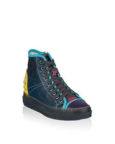 Ruco Line Zapatillas abotinadas 2211 Multy Leather